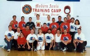 Modern-Arnis-Seminar