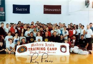 Modern Arnis Training Camp