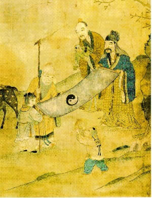 Sacred Yin-Yang