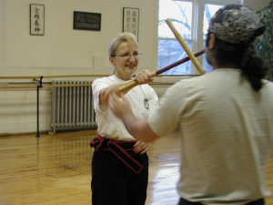 female arnis instructor greenfield mass
