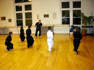 karate class for children greenfield