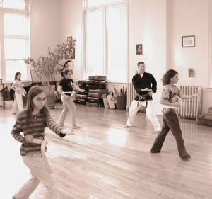 karate for girls western mass