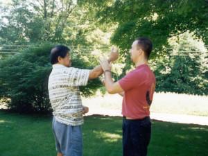 master remy presas teaching arnis greenfield