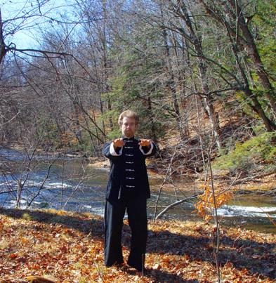 master tai chi instructor roy