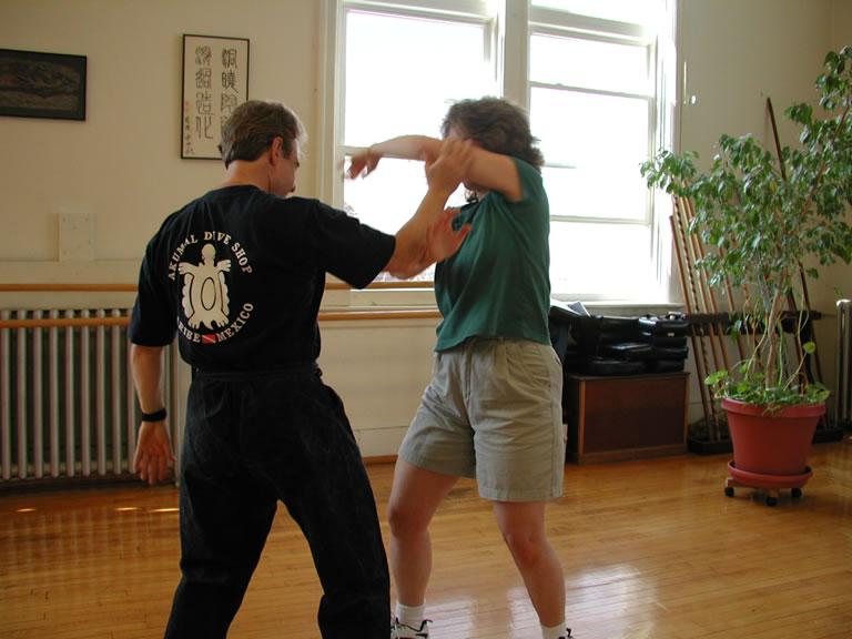 tai chi for self-defense