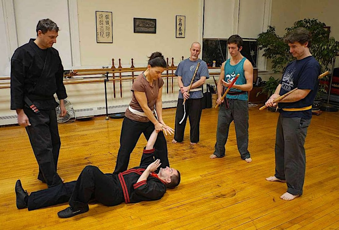 Greenfied Martial Arts: Karate, T'ai Chi Ch'uan, Modern Arnis